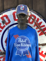 PBR Long Sleeve Vintage T-Shirt
