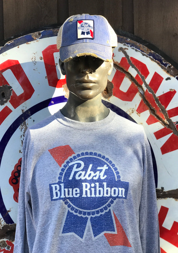 Pabst Blue Ribbon Long Sleeve TEE vintage