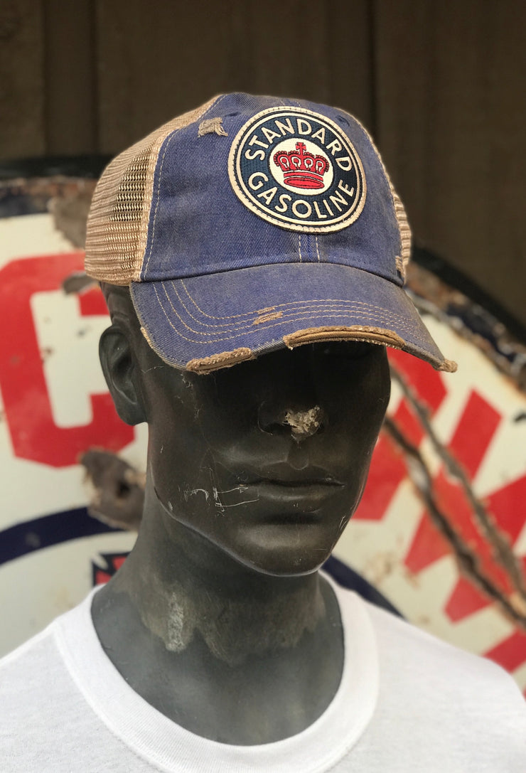 Standard Oil Company Distressed Baseball Cap