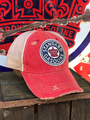 Standard Gasoline Hat Distressed