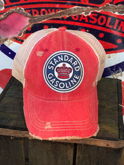 Retro Gasoline Hat