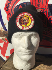 Wolfs Head Stocking Cap