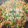 Low-Carb Egg Roll Stir Fry