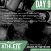 Assault Athlete Training - Day 9
