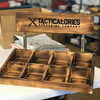 Tacticalories Seasoning Company Display
