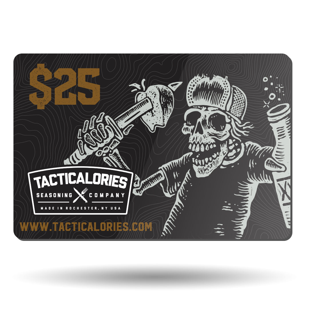 GIFT CARD | The Best Tasting Gift in The Game