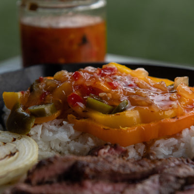 GRILLED PINEAPPLE MARGARITA | Marinade, Stir-Fry Sauce and Salsa