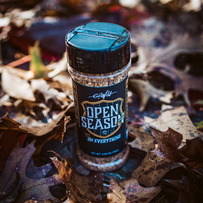 OPEN SEASONING | Wild Game Blend [GoWild Collab]
