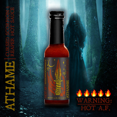 """ATHAME"" 