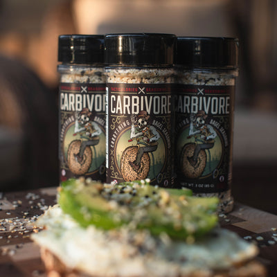 CARBIVORE | Everything Bagel Seasoning