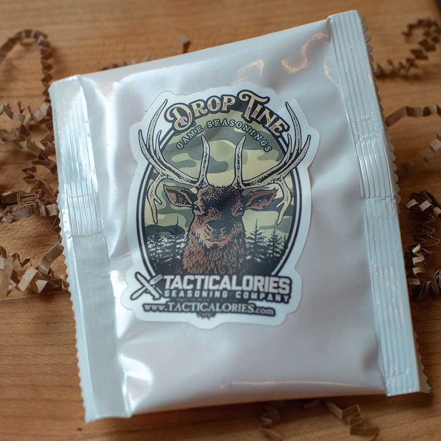 DROP TINE | Jerky Cure Packet