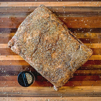 CARVERS PRIME RUB | Built for Prime Rib, Roasts, Brisket, & Ribeyes