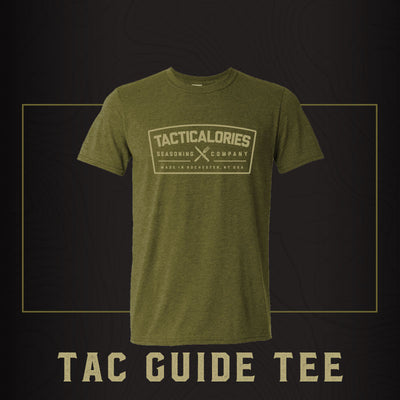 "Tacticalories ""Guide"" T-Shirt"