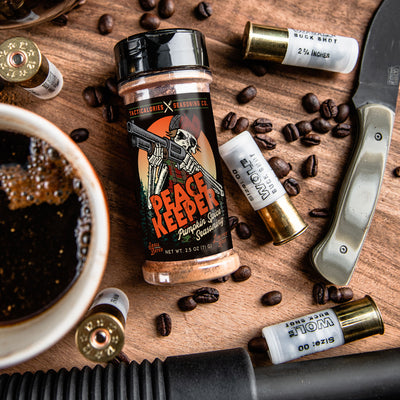 PEACE KEEPER | Pumpkin Spice Seasoning