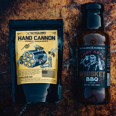 SWEET HEAT | Discounted BBQ Combo Kit