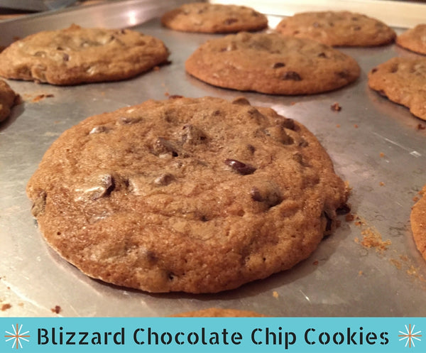 Giant Blizzard Cookies!