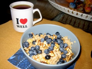Will Wake for Oatmeal