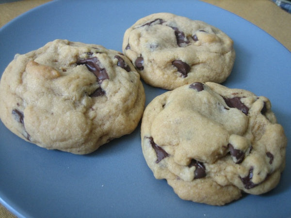 Soft Chocolate Chip Cookies- The Proof is in the Pudding!