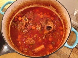 Osso Bucco, Perfect for Date Night or School Lunch Leftovers