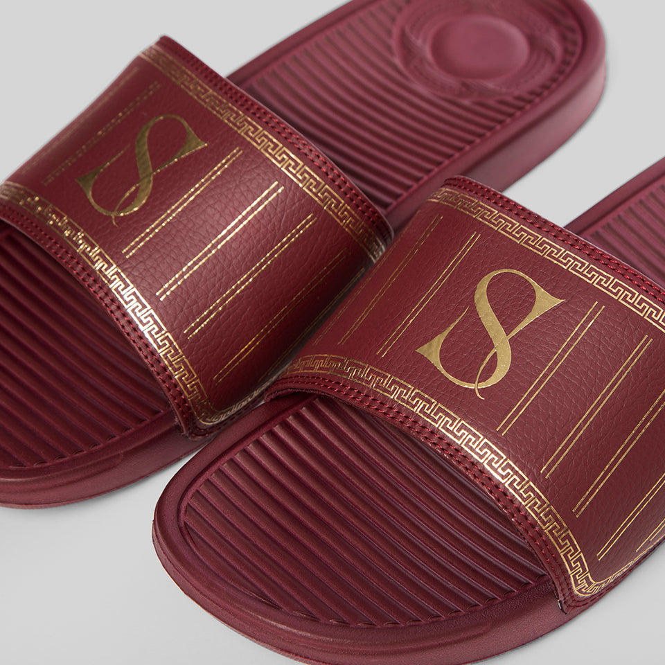 Monogram Collection | Oxblood