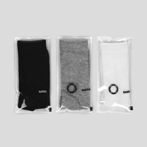 Core Collection 01 | Embroidered Sock