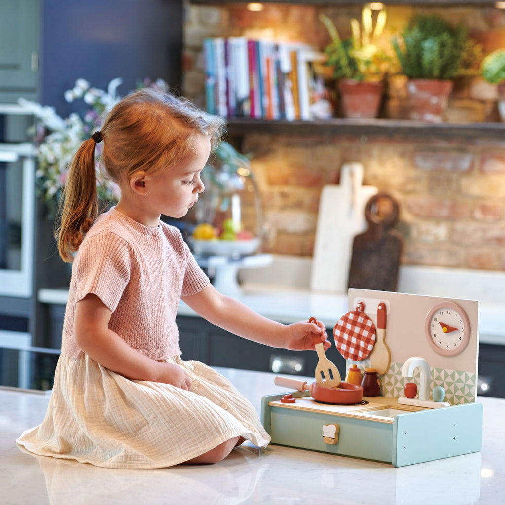 Pretend Play starts earlier than you think!