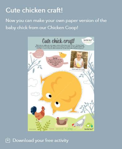 Chicken Coop Printable