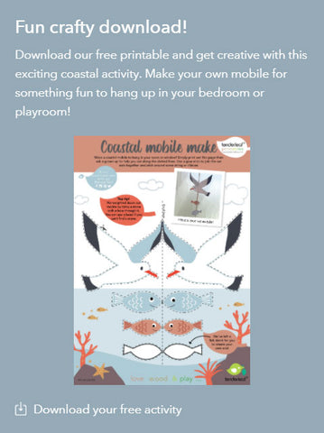 Coastal Animals Printable