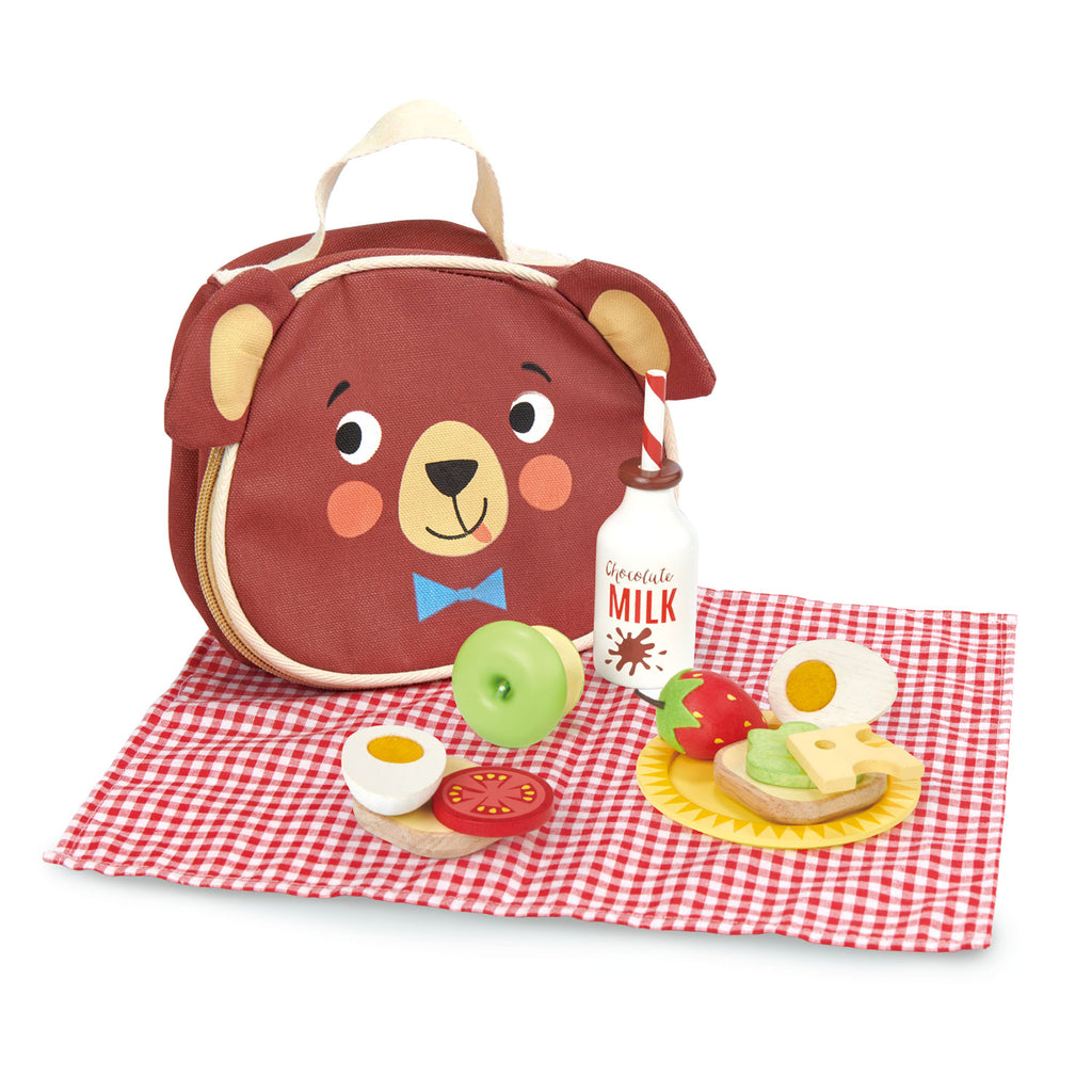 Little Bear's Picnic