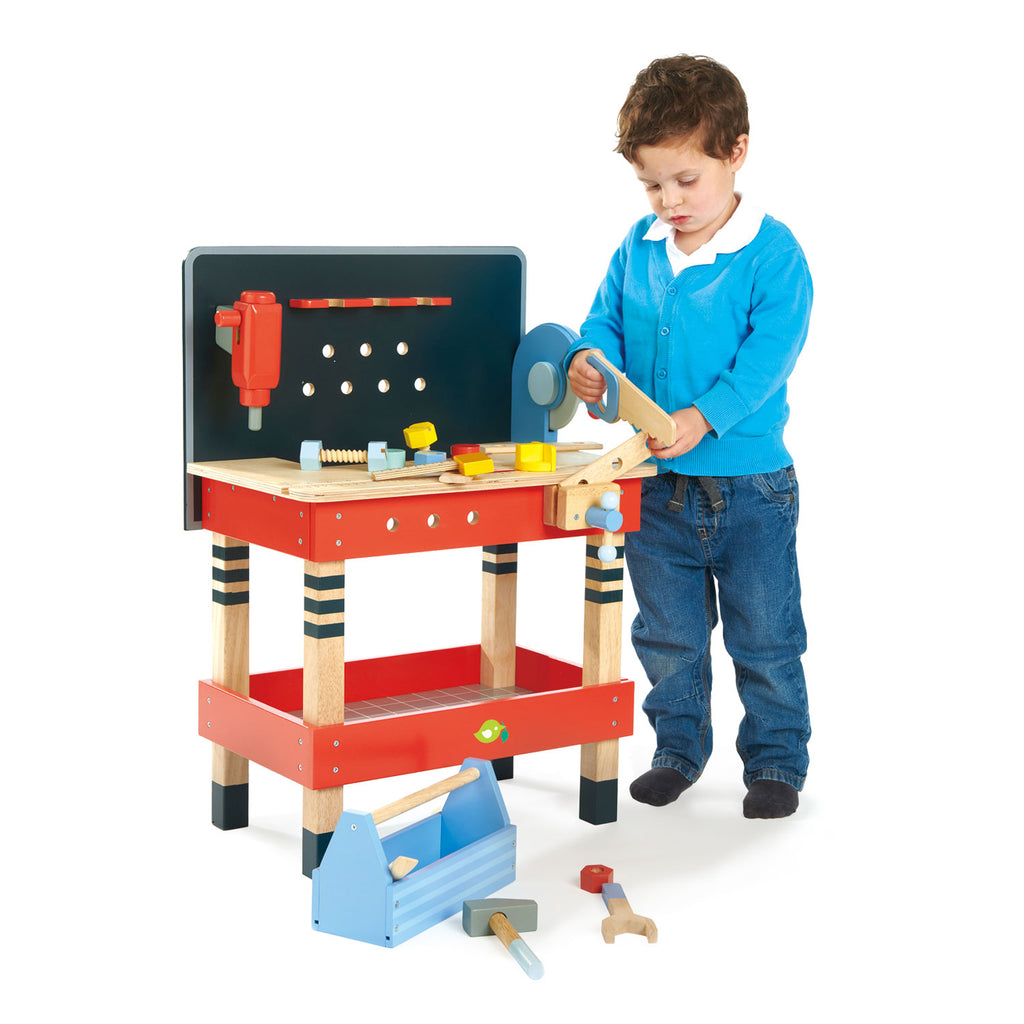 Tenderleaf Tool Bench