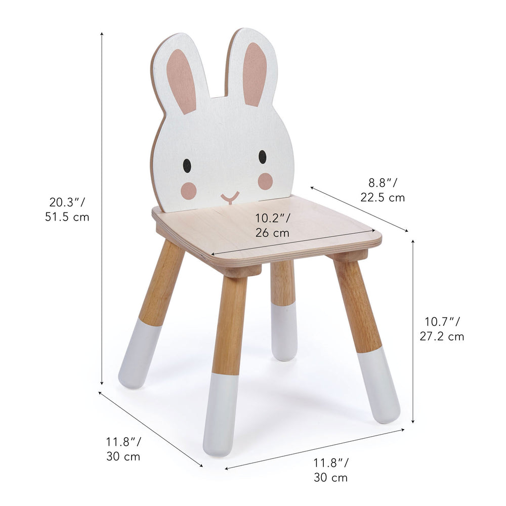 Forest Rabbit Chair