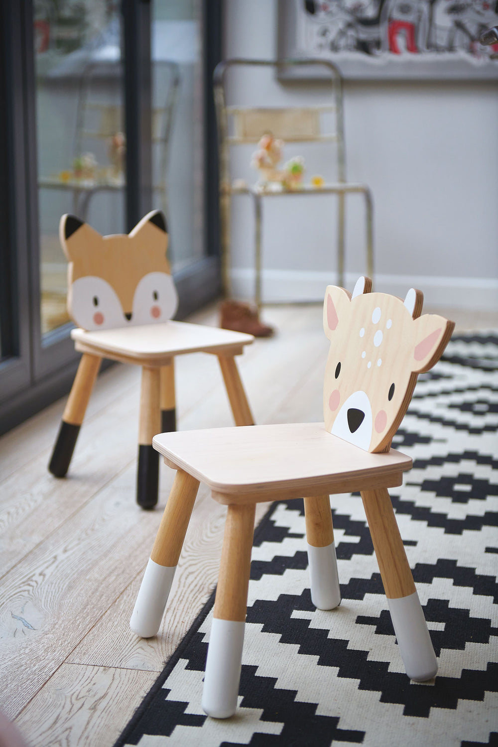 Forest Fox Chair