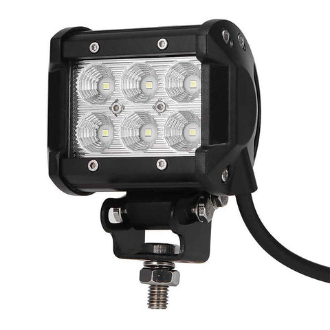 2 Piece 4 Inch Spot Light/Flood Light