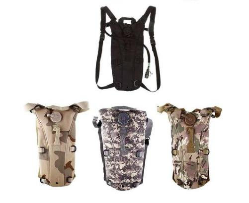 3L Hydration Bladder Backpack