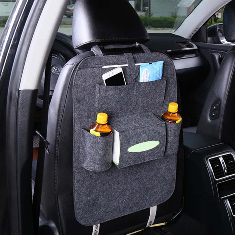 Backseat Car Organizer Universal Fit 40CM X 50CM Non Woven Fabric
