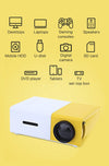 Bright View™ Portable Wifi Projector