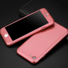 Invisa Case™ iPhone Hard Case & Tempered Glass