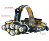 Raptor™ 8LED Headlamp