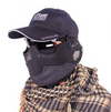 Steel Mesh Tactical Mask