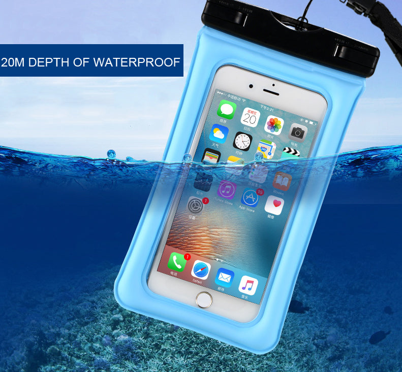 meet 8bd64 688ae Waterproof Floating Phone Case