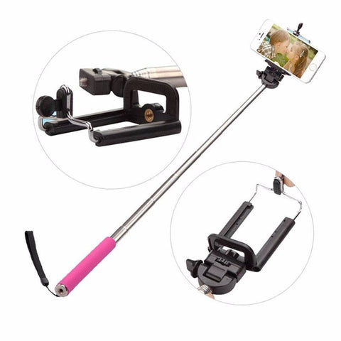 Action Cam Selfie Stick