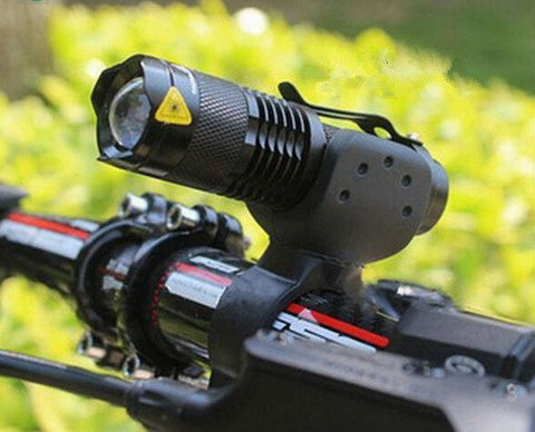 Bike Mount Flashlight