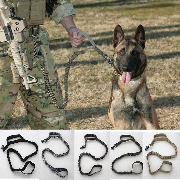 Canine Tactical Leash Outdoors Tactical