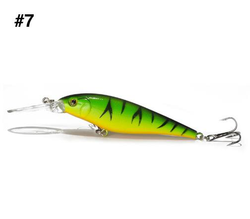 Flicker Minnow Fishing Lure