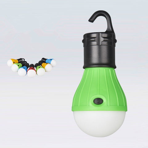 Hanging Camp Light Bulb