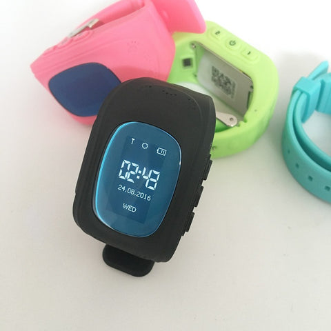Kids GPS Smart Watch