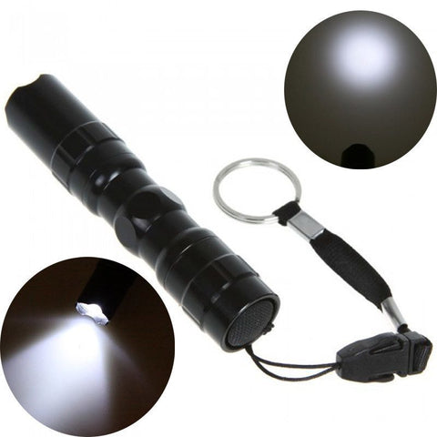 Mini Tactical LED Flashlight