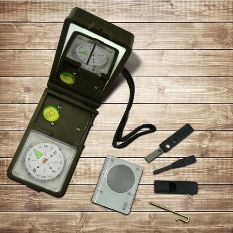 Survival Compass Kit