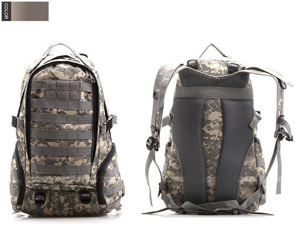 Tactical Military Backpack Molle