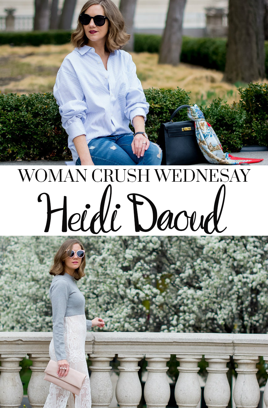 Woman Crush Wednesday: Heidi Daoud of Wishes to Reality